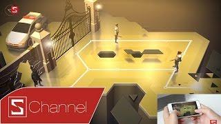 Schannel - Deus Ex GO: Đến từ nhà sản xuất Hitman và Lara Croft, bạn không thể bỏ qua tựa game này!