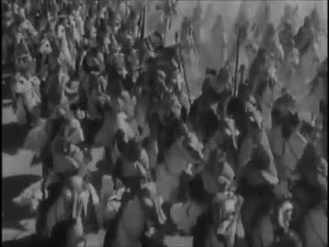 Alexander Nevsky- La batalla del Lago Peipus- De Eisenstein (1938)