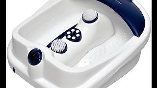 видео Массажная ванночка для ног