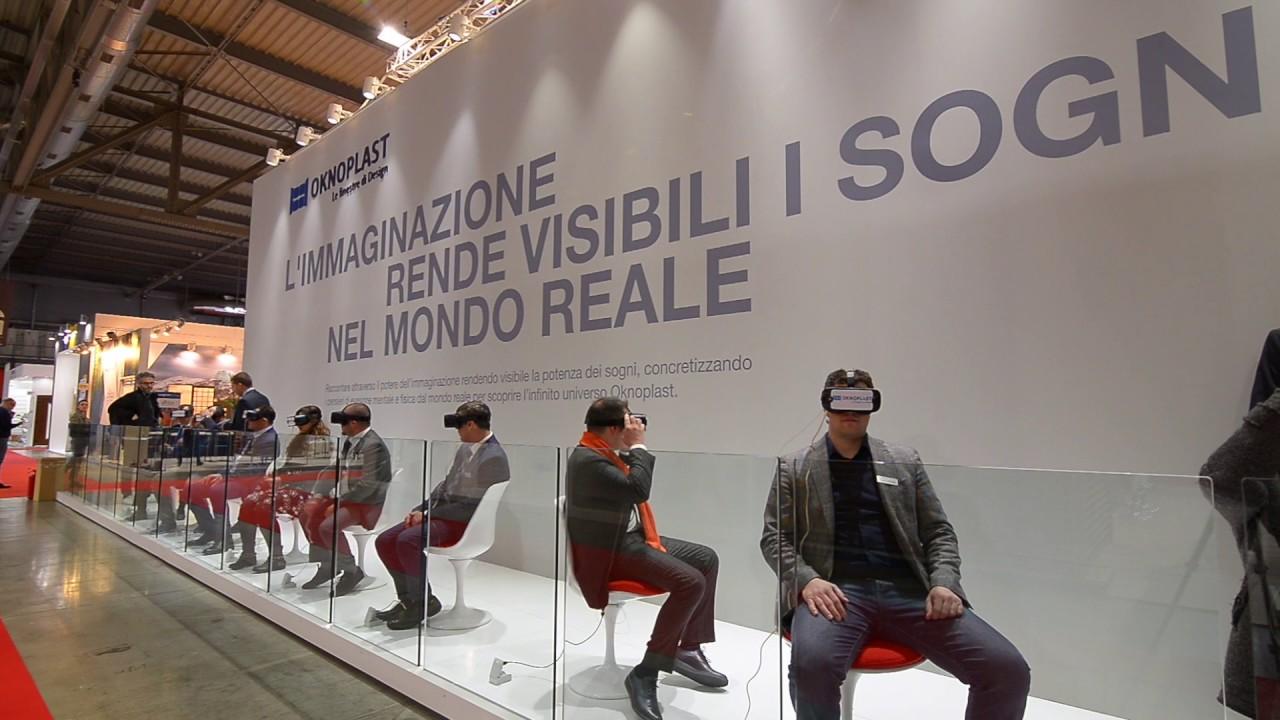 Oknoplast fiera milano made expo 2017 youtube for Expo milano 2017