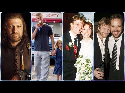 Thumbnail: Sean Bean (Eddard Stark in Game of Thrones) Rare Photos | Family | Friends | Lifestyle