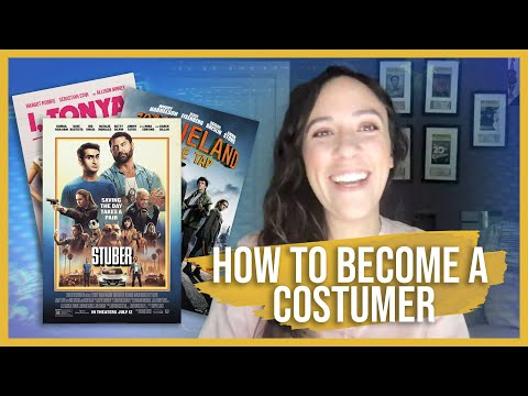How to Work in Costume Design for Film & TV | Walkie Check!