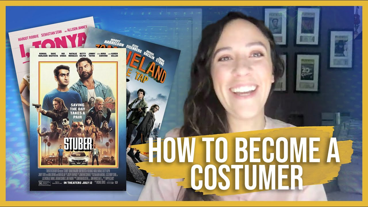 How to Work in Costume Design for Film & TV
