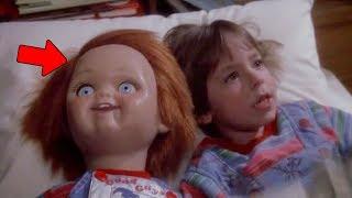 Muñeco O Juguete REAL De Chucky Poseído Que Se Mueve Solo