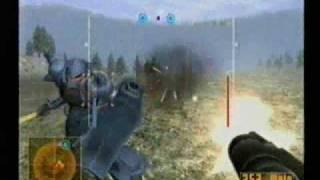 Wii 機動戦士ガンダム MS戦線0079 プレイムービー 連邦軍 M04「昇る反撃の狼煙」 RANK-S