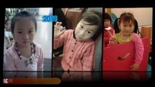 寶貝的成長記錄(江蕙-囝仔)