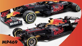 2021 F1 Car Analysis - Red Bull's RB16B