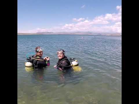 Sterkfontein Dam Trip With Divetek
