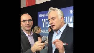 Bradley Whitford on Citizens' Climate Lobby