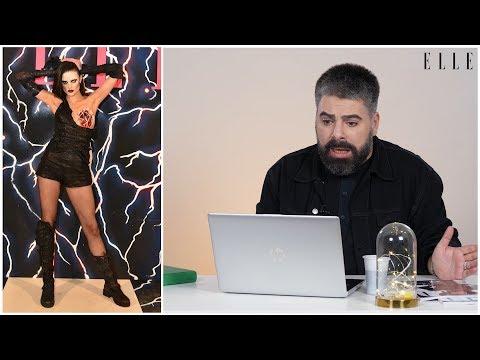 Maurice Munteanu comentează ținutele purtate de vedete la ELLE Style Awards 2019