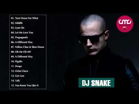 DJ SNAKE Greatest Hits 2018 - DJ SNAKE Best Songs Cover Ever!