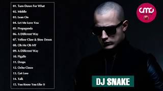 Video DJ SNAKE Greatest Hits 2018 - DJ SNAKE Best Songs Cover Ever! download MP3, 3GP, MP4, WEBM, AVI, FLV September 2018