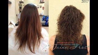 видео Карвинг волос