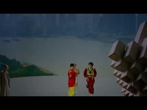 """""""Big Fans, Little Fans"""" - Mandarin Oriental, Shanghai"""