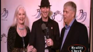 Steve Fawcette Director of Unbelieveable!!!!! w/Celeste Yarnall 11/17/12