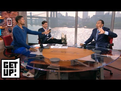 Stephen A. Smith, Jalen Rose debate Le'Veon Bell's holdout   Get Up!   ESPN