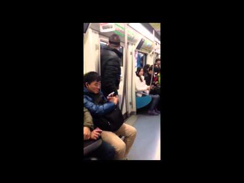 Beijing virtual reality commuter | That's Beijing