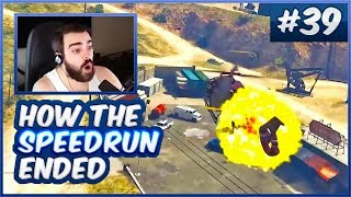 How Am I Not Dead? - How'd The GTA Speedrun End - Ep 181
