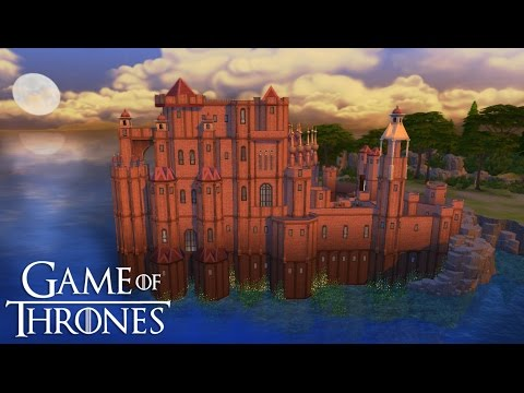 Sims 4 | Game Of Thrones | King's Landing (Hatsy Collab)