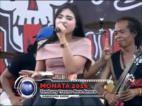 Tembang Tresno rere Amora MONATA LIVE IN BUMI RENGGANIS SANTRI KUMAT 2016 LAMONGAN
