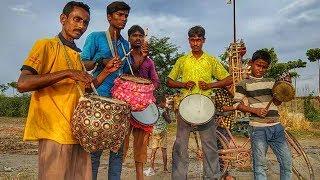 TASA PLAYING HARDCORE MUSIC IN VASAN DANCE || MOST INDIAN FAMOUS FESTIVAL MUSIC TASA