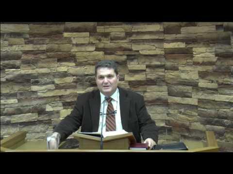 14.11.16 Ι Δουγέκος Π. Ι Α΄ Πέτρου ε΄ 5-11