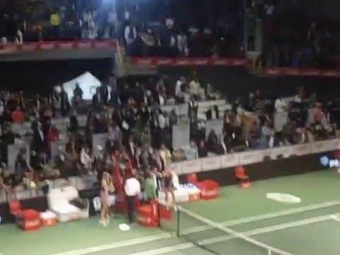 Maria Sharapova & Ana Ivanovic Despedida Bogota Colombia by Mario Yanex Djokovic