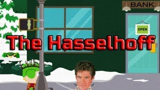 David Hasselhoff in South Park The Stick of Truth!!!
