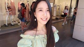 韓國女生在台灣的日常 | 芒果優格 | 兩倍辣雞麵 | 刨冰 🍧| 雞胗料理 | 新睡衣 | lush開箱 | 대만vlog