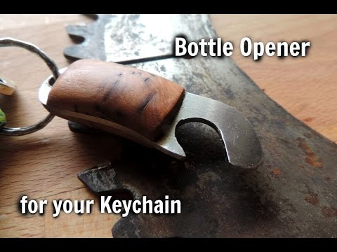 DIY| Bottle Opener for your Keychain