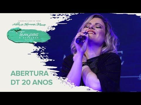 CONGRESSO DIANTE DO TRONO 2018 - TEMPOS E ESTAÇÕES  - ABERTURA