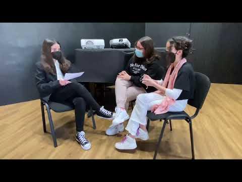 L'entrevista a Sarah & Sadie