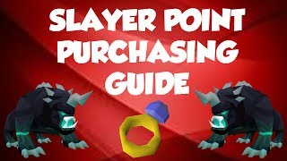 OSRS SLAYER POINT PURCHASING GUIDE thumbnail