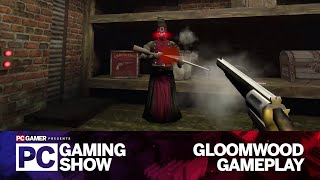 Gloomwood E3 2021 gameplay | PC Gaming Show E3 2021