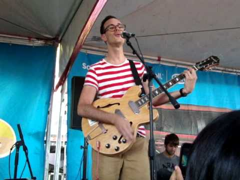 Hellogoodbye - Here In Your Arms (Acoustic // Warped Tour)