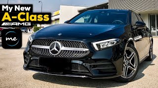 TAKING DELIVERY Of My 2019 MERCEDES A CLASS!!!