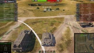 Your tanks - катка на ис -3 ...