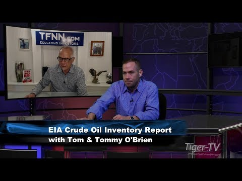 Crude Oil EIA Report Trade Analysis with Tom & Tommy O'Brien -April 18th 2018
