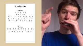 'Stand By Me' Harmonica Lesson (Saturday Song Study #5)