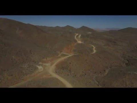 Aerial Views of Baja California Norte Mex 5 Construction