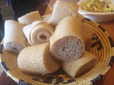 Quick And Easy Way To Make Injera