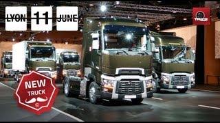 Première mondiale : la Gamme Renault Trucks enfin révélée
