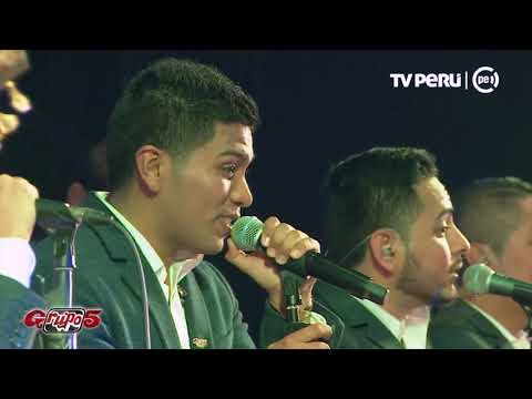 Grupo 5 - Me Olvide de Tu Amor / Alimaña / Mix Chulla Vida (En Vivo)