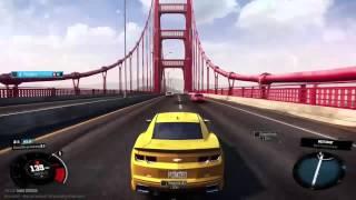 The Golden Gate Bridge  - The Crew Game Beta