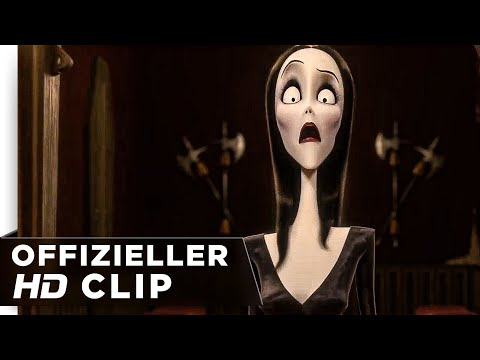 Die Addams Family - Jetzt im Kino