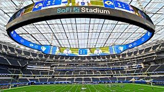 Inside The $5 Billion SoFi Stadium