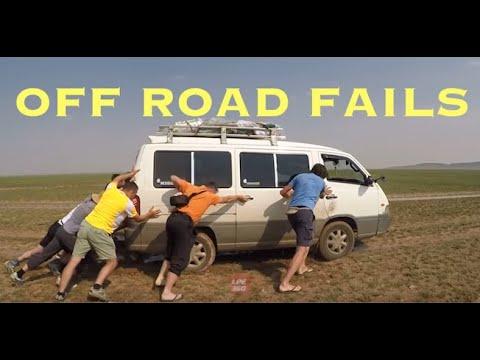 Off-road Fails ||