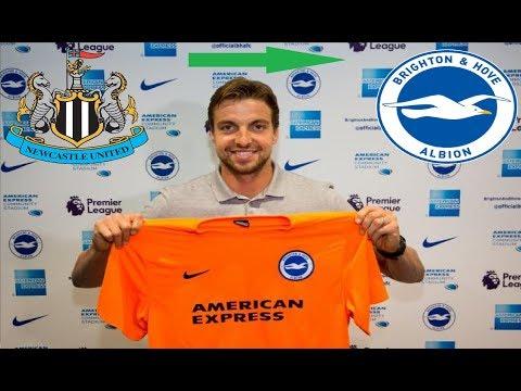 Tim Krul Leaves For Brighton Good Luck!