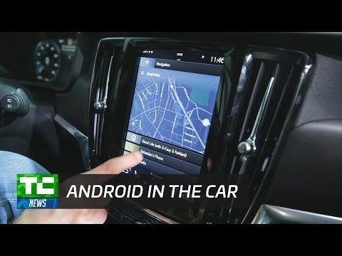 In-car with Android in the Car