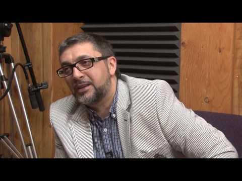 Пастор из Армении Армен Гаспарян.